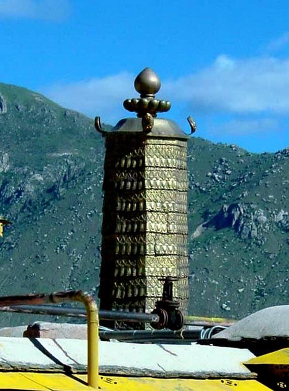 World Heritage Sites; Potala Palace at Lhasa, Tibet, China (9)