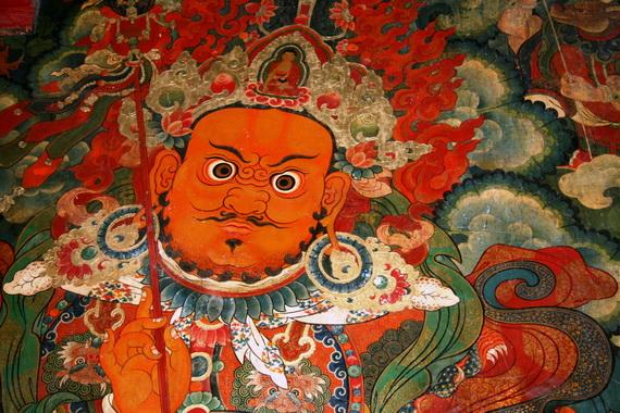 World Heritage Sites; Potala Palace at Lhasa, Tibet, China_01