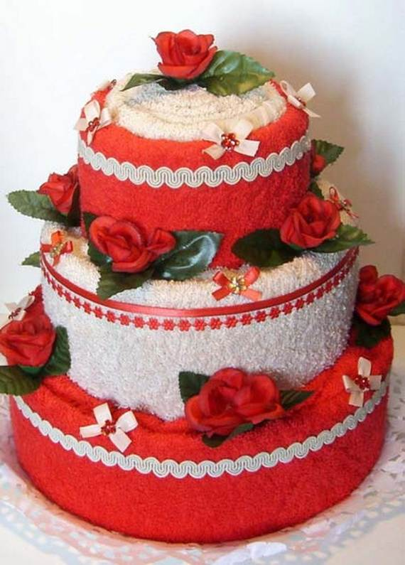 35-Unusual-Homemade-Mothers-Day-Gift-Ideas-Amazing-Towel-Cakes_09