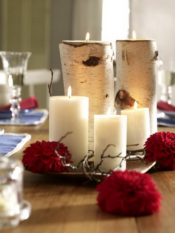 45 Stylish Table Decoration Ideas for Every Occasion_26