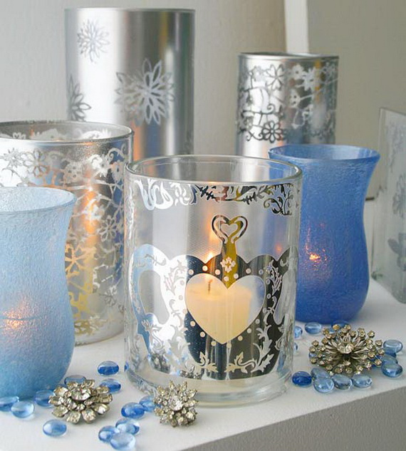 55 Easy and Creative Decorating Ideas For Candle Holders_13 (2)