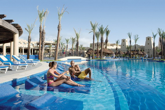 A  Holiday Designed For You In Hotel Riu Santa - Cabo San Lucas, Mexico_21