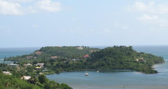 A Special Destination Calivigny Island