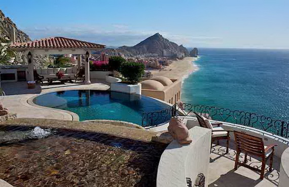 Casa la Roca A Stylish Holiday villa Rental In Los Cabos Mexico_16