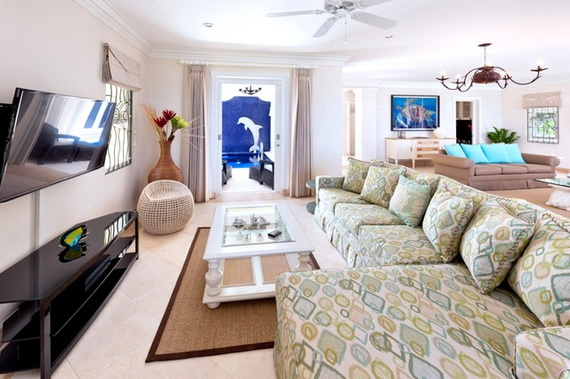 Fathoms villa A Luscious Barbadian Residence Featuring Exotic Interior Design_16