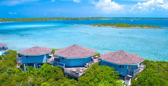 Romantic Getaway Review Starlight villa -Fowl Cay Resort in the Caribbean_03