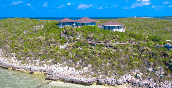 Romantic Getaway Review Starlight villa -Fowl Cay Resort in the Caribbean_07