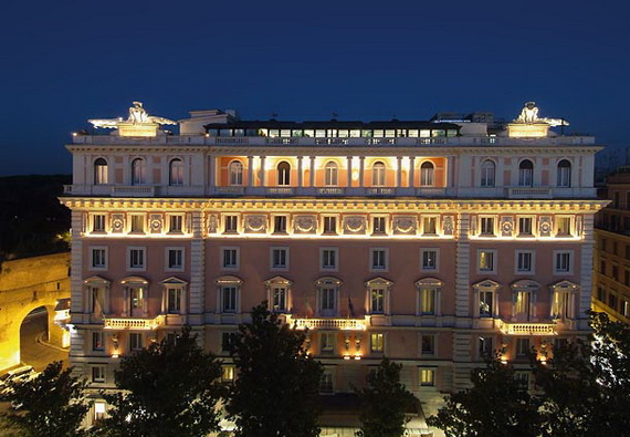 Rome Marriott Grand Hotel Flora A Brand Hotel In Italy_02