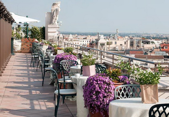 Rome Marriott Grand Hotel Flora A Brand Hotel In Italy_14