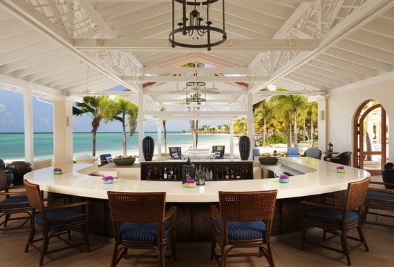 Sea Breeze Amazing Caribbean Rental Villa At Jumby Bay Featuring Exceptional Panoramas_14
