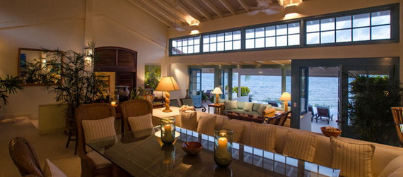 Sea Breeze Amazing Caribbean Rental Villa At Jumby Bay Featuring Exceptional Panoramas_18