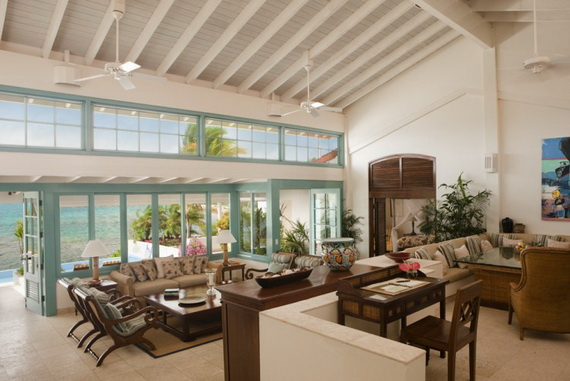 Sea Breeze Amazing Caribbean Rental Villa At Jumby Bay Featuring Exceptional Panoramas_28