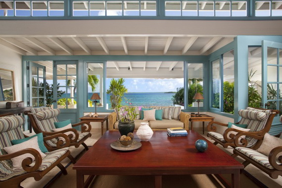 Sea Breeze Amazing Caribbean Rental Villa At Jumby Bay Featuring Exceptional Panoramas_33