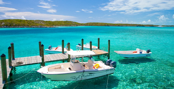 """Seabreeze Villa """"One of the best vacations ever"""" at Fowl Cay, Bahamas (1)"""