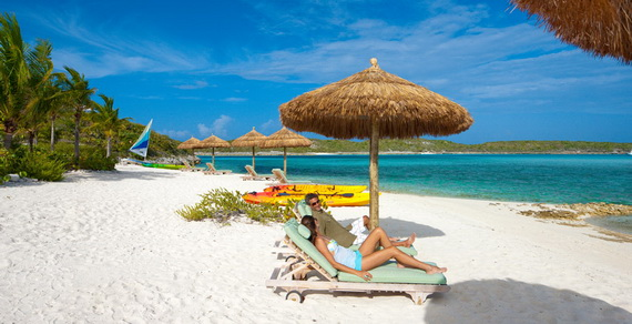 """Seabreeze Villa """"One of the best vacations ever"""" at Fowl Cay, Bahamas (2)"""