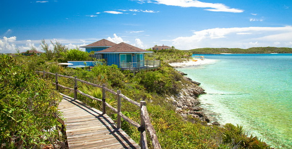 """Seabreeze Villa """"One of the best vacations ever"""" at Fowl Cay, Bahamas_01"""