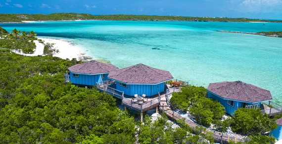 """Seabreeze Villa """"One of the best vacations ever"""" at Fowl Cay, Bahamas_02"""