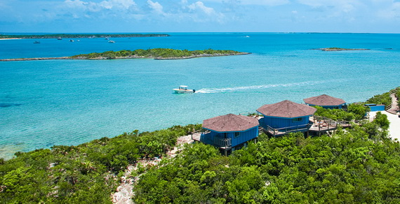 """Seabreeze Villa """"One of the best vacations ever"""" at Fowl Cay, Bahamas_04"""