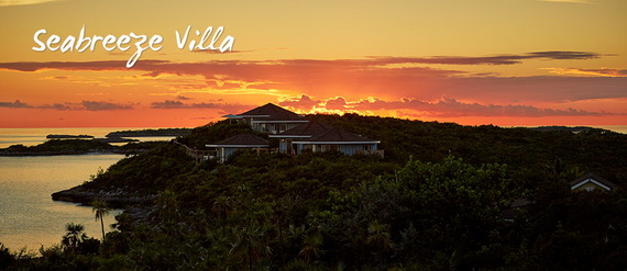 """Seabreeze Villa """"One of the best vacations ever"""" at Fowl Cay, Bahamas_11"""