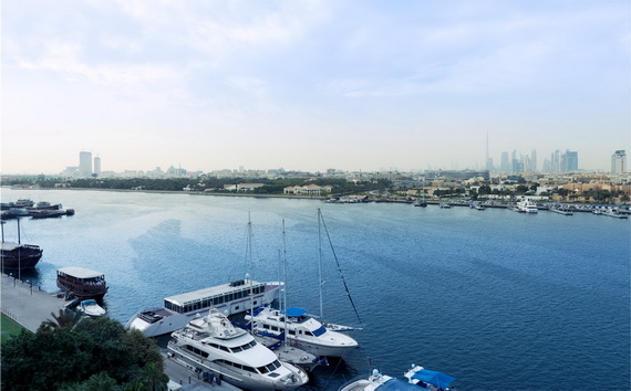 Spend A Luxury  Holiday In Sheraton Dubai Creek Hotel & Towers  _06