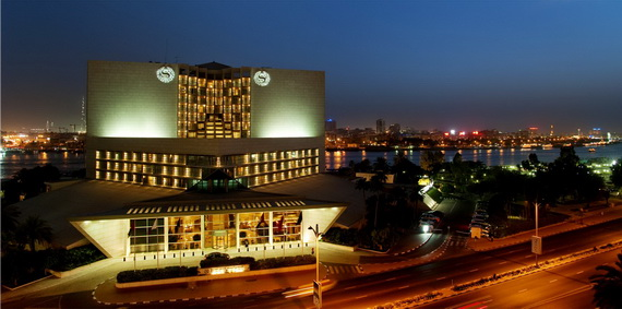 Spend A Luxury  Holiday In Sheraton Dubai Creek Hotel & Towers  _12