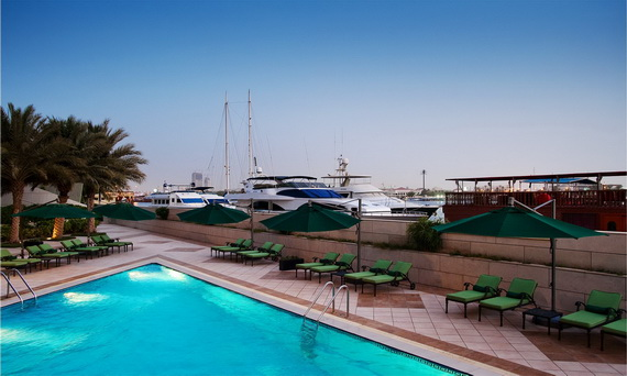 Spend A Luxury  Holiday In Sheraton Dubai Creek Hotel & Towers  _2_1