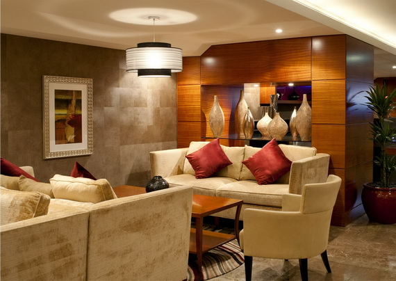Spend A Luxury  Holiday In Sheraton Dubai Creek Hotel & Towers  _4