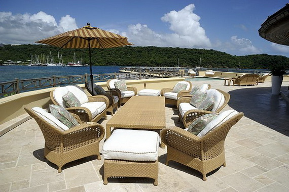 The Most Expensive Holiday Resort Calivigny Island - Caribbean _15