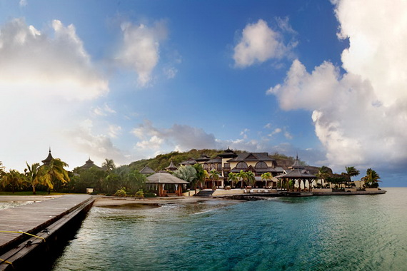 The Most Expensive Holiday Resort Calivigny Island - Caribbean _30