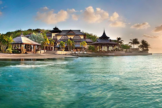 The Most Expensive Holiday Resort Calivigny Island - Caribbean _31