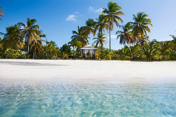 The Most Expensive Holiday Resort Calivigny Island - Caribbean _32