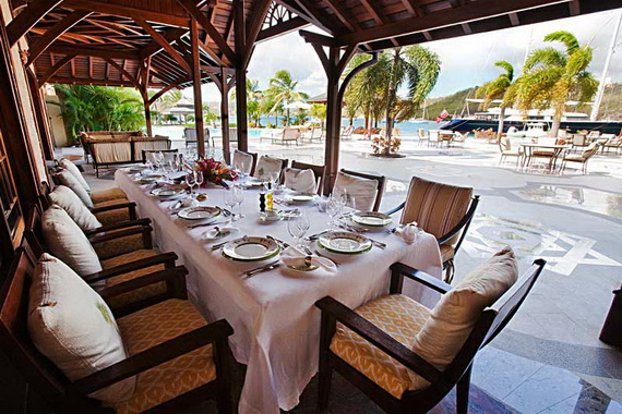 The Most Expensive Holiday Resort Calivigny Island - Caribbean _36
