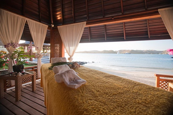 The Most Expensive Holiday Resort Calivigny Island - Caribbean _52