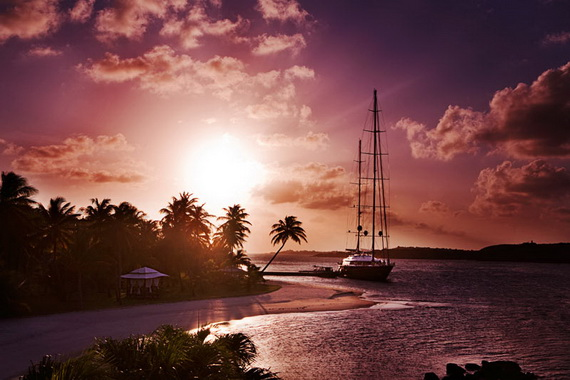 The Most Expensive Holiday Resort Calivigny Island - Caribbean _65