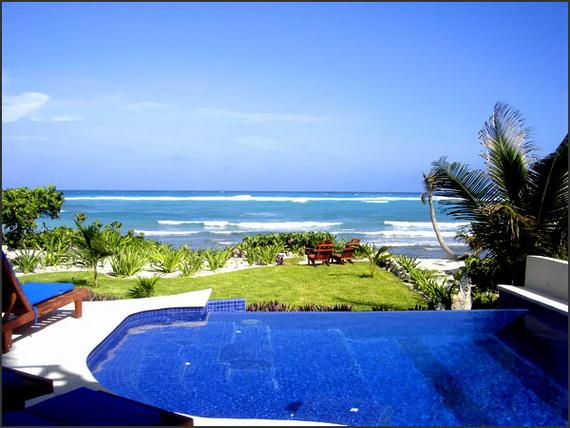 Villa Zen Del Mar - the ZEN of Akumal On The Beach Mexico_02