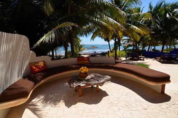 Villa Zen Del Mar - the ZEN of Akumal On The Beach Mexico_03