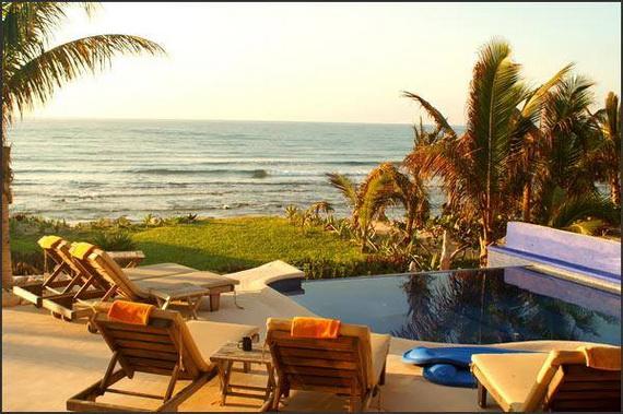 Villa Zen Del Mar - the ZEN of Akumal On The Beach Mexico_09