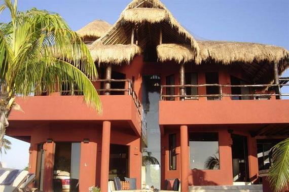 Villa Zen Del Mar - the ZEN of Akumal On The Beach Mexico_11