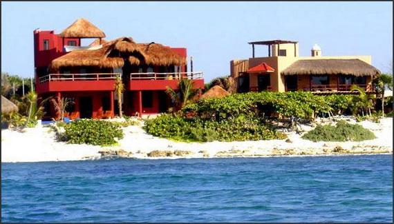 Villa Zen Del Mar - the ZEN of Akumal On The Beach Mexico_15