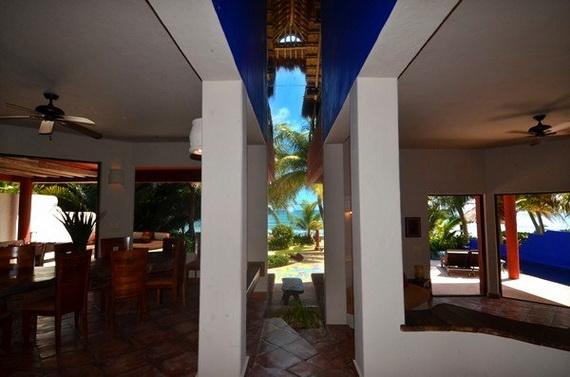 Villa Zen Del Mar - the ZEN of Akumal On The Beach Mexico_20