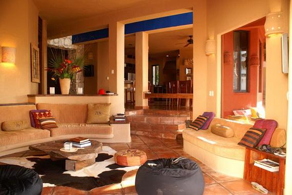 Villa Zen Del Mar - the ZEN of Akumal On The Beach Mexico_21