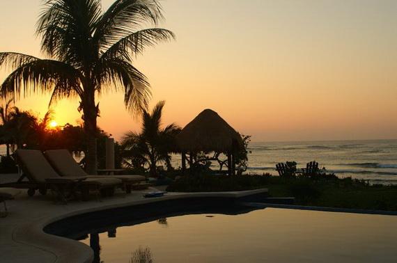Villa Zen Del Mar - the ZEN of Akumal On The Beach Mexico_22