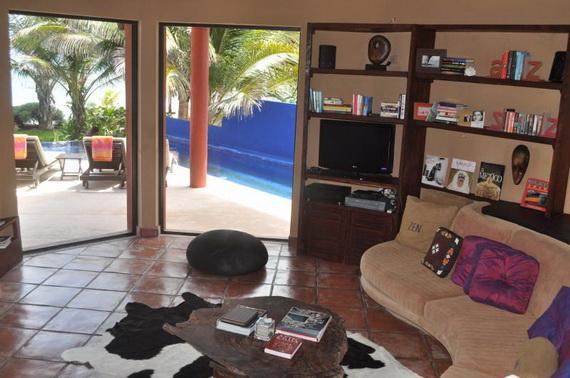 Villa Zen Del Mar - the ZEN of Akumal On The Beach Mexico_23