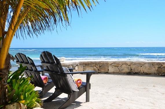 Villa Zen Del Mar - the ZEN of Akumal On The Beach Mexico_30