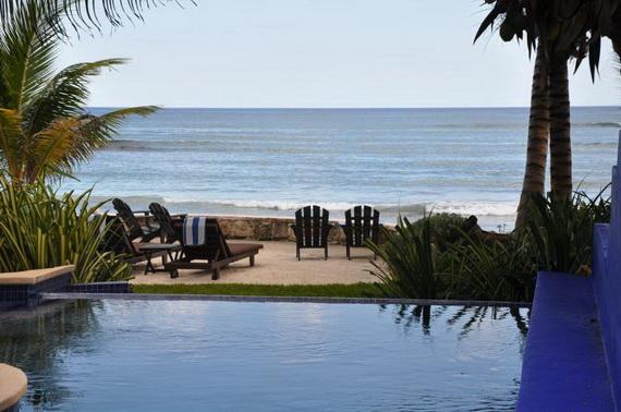 Villa Zen Del Mar - the ZEN of Akumal On The Beach Mexico_37