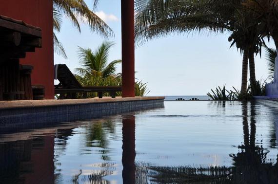 Villa Zen Del Mar - the ZEN of Akumal On The Beach Mexico_38