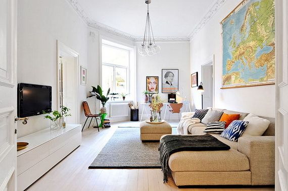 A Budget-Friendly Scandinavian Style Home_02