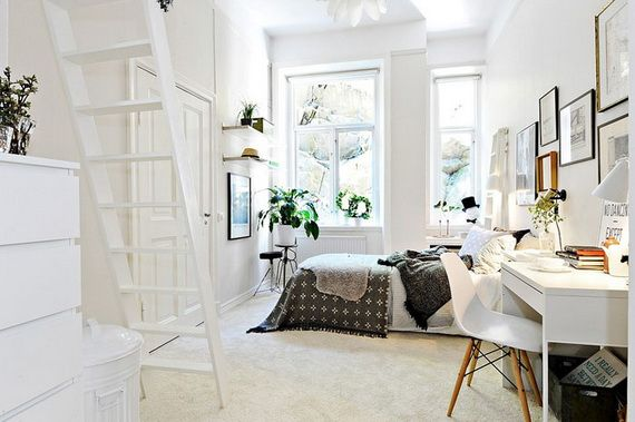 A Budget-Friendly Scandinavian Style Home_18