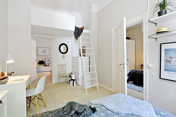 A Budget-Friendly Scandinavian Style Home_19