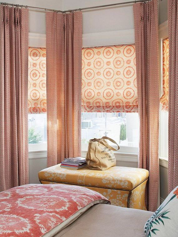 Decorating Interior Apartments With Fabric & Paper Projects_26